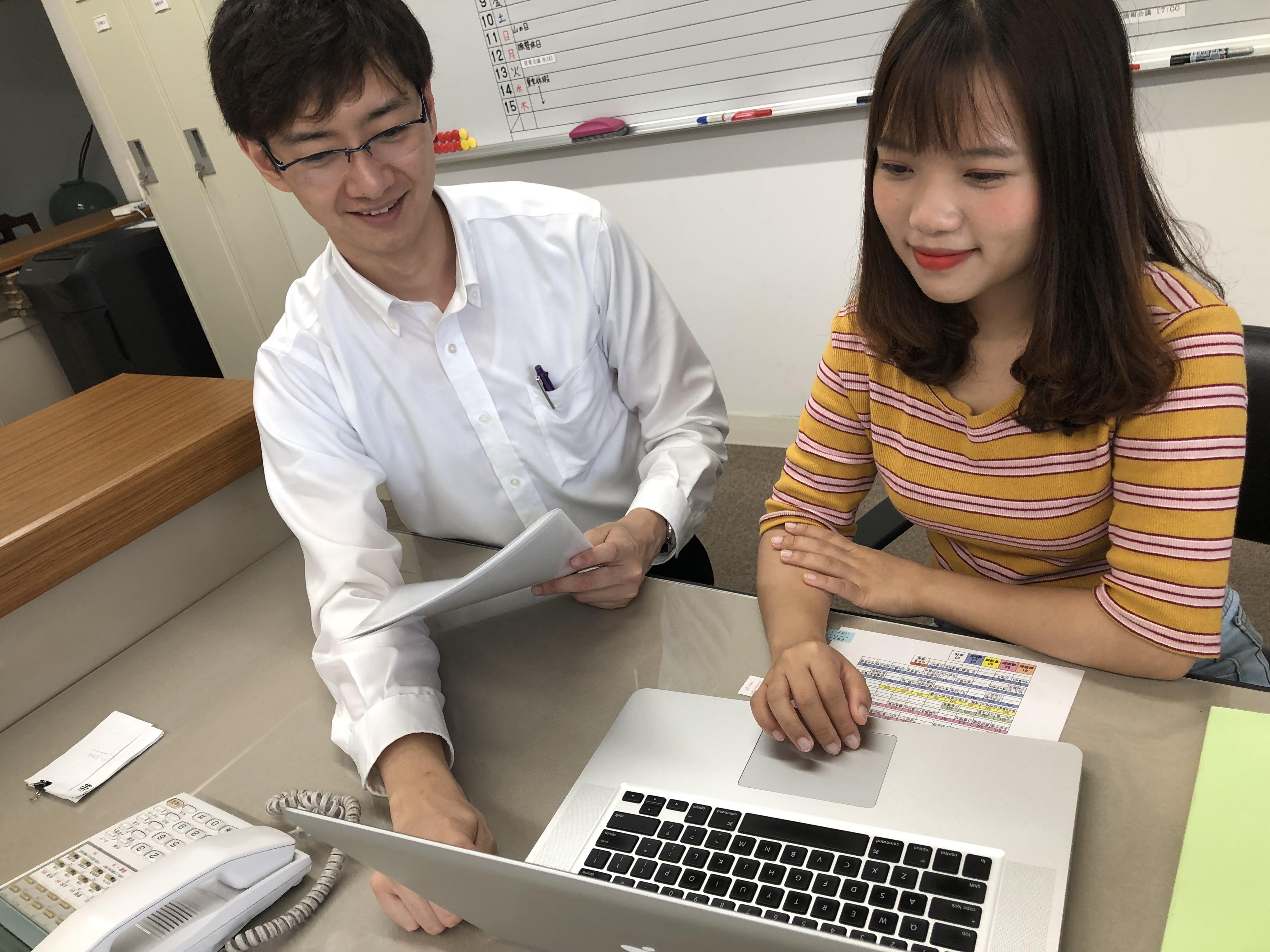 外国人インターンシップ(就業体験)の実施