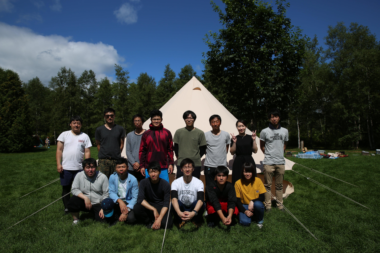 新入社員研修キャンプ